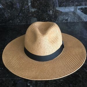 NWOT Amuse Society Wide Brimmed Hat